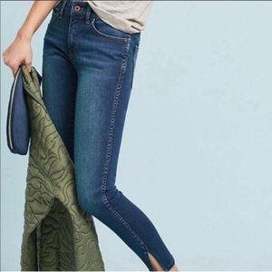 Anthropologie STET Jeans Skinny Cropped Ankle 27